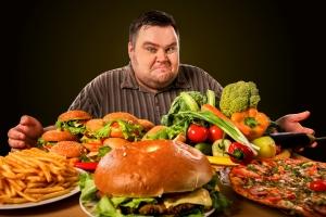 Otyłość zmienia odczuwanie smaku [Fot. Gennadiy Poznyakov - Fotolia.com]