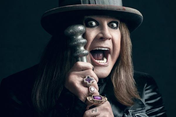 Ozzy Osbourne cierpi na Parkinsona [Ozzy Osbourne fot. Sony Music]