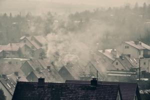 Palenie śmieci w kominku: źródło trującego smogu  [Fot. Grzegorz Polak - Fotolia.com]