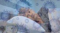 Pandemia COVID-19 wywołała zaburzenia snu