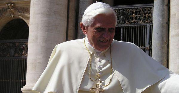 Benedykt XVI, fot. Massimo Macconi, PD