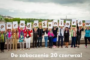 Parada Seniorów i Piknik Pokoleń 2015 [fot. Parada Seniorów]