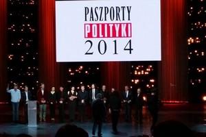 """""""Paszporty Polityki"""": Pablopavo, Jan Komasa i Agnieszka Holland [fot. gwfoksal.pl]"""