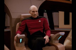 Patrick Stewart oficjalnie wraca do Star Treka [Patrick Stewart fot. Paramount Pictures]
