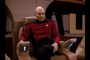 "Patrick Stewart wraca do ""Star Trek"" [Patrick Stewart fot. Paramount Pictures]"