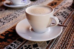 Picie kawy chroni przed rakiem wątroby? [© mircovacca - Fotolia.com]