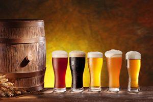 Pięć zaskakujących korzyści z picia piwa [© volff - Fotolia.com]
