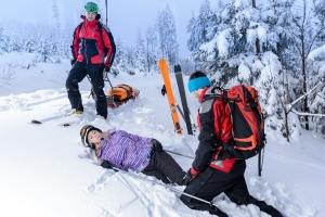Pierwsza pomoc w razie zimowej kontuzji [Fot. CandyBox Images - Fotolia.com]