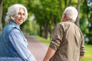 Pierwsza randka 60+ czyli randkowanie w wieku dojrzałym  [Fot. akobchukOlena - Fotolia.com]