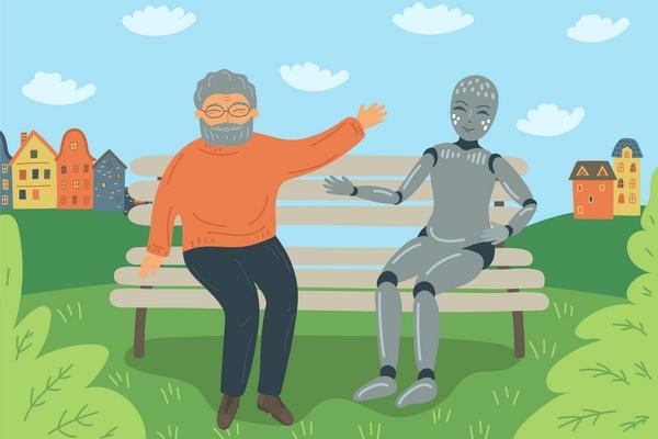 Pierwsze na świecie roboty do opieki nad seniorami, uwzględniające różnice kulturowe [© Natalie_ - Fotolia.com]