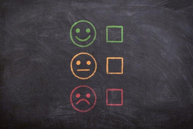 Poczucie szczęścia: nieprzyjemne emocje też są potrzebne [fot. athree23 from Pixabay]