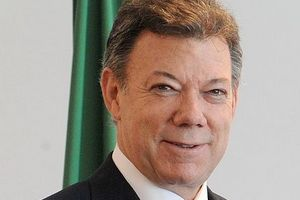Juan Manuel Santos.jpg: fot. Wilson Dias/ABr, CC BY 3.0 br, Wikimedia Commons