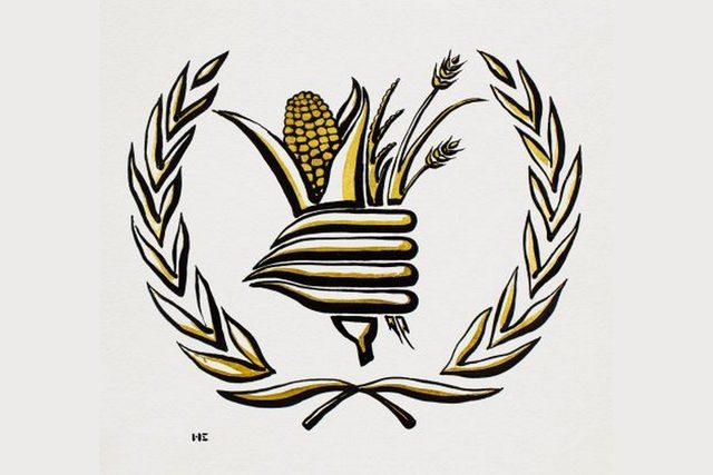 Pokojowy Nobel 2020 dla Światowego Programu Żywnościowego [fot. noble prize]