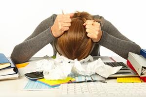 Polacy kulturowo źle radzą sobie ze stresem w pracy [© Petrik - Fotolia.com]