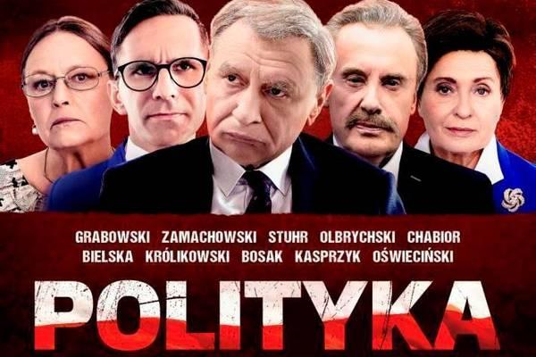 """""""Polityka"""" Patryka Vegi - rekordowy zwiastun [fot. Polityka]"""