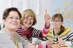 Polki chętniej niż Polacy uczą się języków obcych [© Claudia Paulussen - Fotolia.com]
