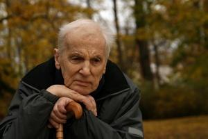 Polscy seniorzy: bierni, ubodzy i chorzy [© Elisabeth Rawald - Fotolia.com]