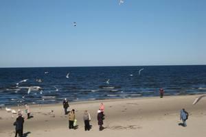 Polskie morze nadal przyciąga. Również zimą [fot. Sun & Snow]