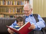 Pomóż wnukowi pokochać książki [© Noam - Fotolia.com]