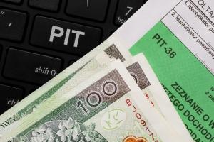 Ponad połowa Polaków rozlicza PIT przez Internet [Fot. whitelook - Fotolia.com]