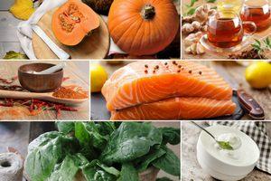 Popraw odporność dietą. 6 produktów na zimę [fot. collage Senior.pl]