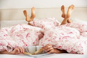 Pora uprawiania seksu ma znaczenie dla zdrowia [© Monkey Business - Fotolia.com]