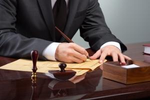 Porozmawiaj z notariuszem, jak bezpiecznie przekazać majątek [Fot. Iurii Sokolov - Fotolia.com]