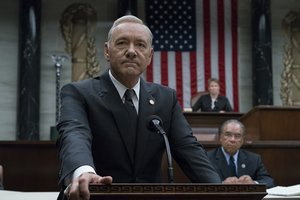"Powstaną spin-offy ""House of Cards"" [Kevin Spacey fot. Netflix]"