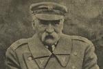 Powstanie Muzeum Piłsudskiego. Z poślizgiem [Józef Piłsudski fot. Genjusz niepodległości, Lwów 1935, p. 9]