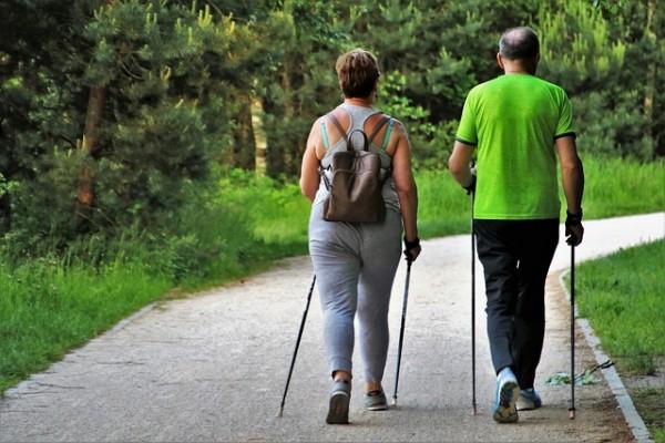 Poziom aktywności fizycznej pozwala przewidzieć długość życia? [Fot. Pixabay.com]