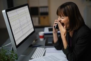 Praca w nocy sprzyja nowotworom u kobiet? [Fot. contrastwerkstatt - Fotolia.com]