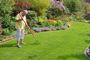 Praca w ogrodzie - hobby i terapia przeciw impotencji w jednym [© Krawczyk-Foto - Fotolia.com]