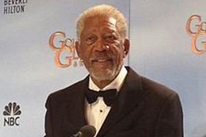 Morgan Freeman, fot. jdeeringdavis, CC-BY-2.0, Flickr