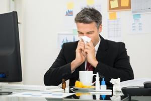 Prezenteizm - gdy praca staje się ważniejsza niż zdrowie [© apops - Fotolia.com]