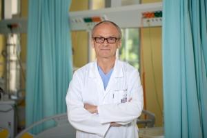 Prezes Polskiego Towarzystwa Kardiologicznego: zapomnieliśmy, że zawał to śmiertelne zagrożenie [Prof. Piotr Ponikowski, Fot. materiały prasowe]