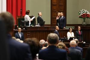 Prezydent Andrzej Duda zaprzysiężony [fot. Sejm.gov.pl]