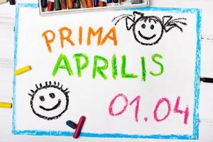 Prima Aprilis - 1 kwietnia można kłamać [© czarny_bez - Fotolia.com]