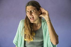 Problemy ze słuchem skutkują zaburzeniami psychicznymi [© lulu - Fotolia.com]