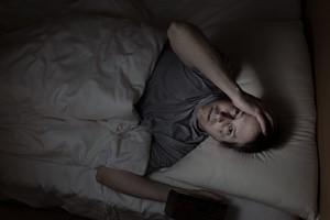 Problemy ze snem gro�� chorobami serca [© tab62 - Fotolia.com]