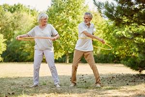 Prosty sposób na przedłużenie życia - naprawdę ktrókie ćwiczenia [© Robert Kneschke - Fotolia.com]