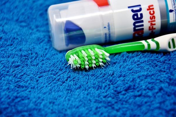 Przed chorobami serca uchroni... częstsze mycie zębów [fot. Capri23auto z Pixabay]
