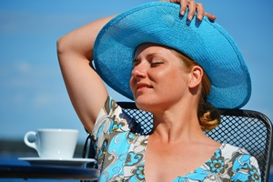 Przedłużanie letniej opalenizny [© monticellllo - Fotolia.com]