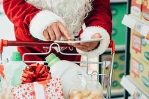 Przedświąteczna gorączka zakupowa: bezpłatne porady dla konsumentów [Święta zakupy, © stokkete - Fotolia.com]