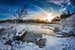 Przesilenie zimowe - dzień magiczny... i zapomniany [© shaiith - Fotolia.com]