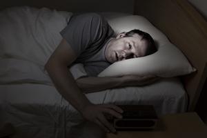 Prześladują cię negatywne myśli? Odpowiada za to kiepski sen [© tab62 - Fotolia.com]