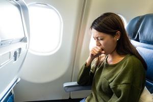 Przeziębiłeś się w samolocie? Wszystko przez miejsce, na którym siedzisz [© leungchopan - Fotolia.com]