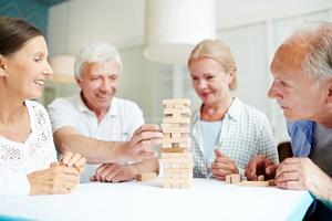 """Przyjaźń - """"lek"""" na demencję [© pressmaster - Fotolia.com]"""