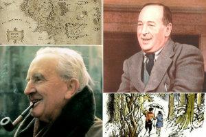 Przyjaźń J.R.R. Tolkiena i C.S. Lewisa tematem nowego filmu [fot. collage Senior.pl]