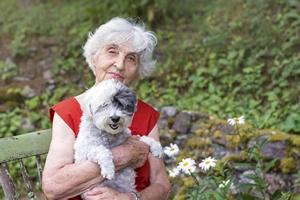 "Psy ""lekiem"" na samotność i niepokój [© boryanam - Fotolia.com]"