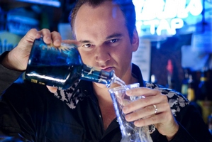 Quentin Tarantino zaręczył się [Quentin Tarantino fot. Kino Świat]